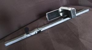 Camera stabilizer bar